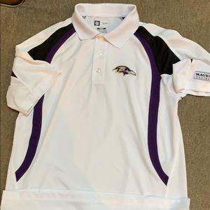 Men's Baltimore Ravens Polo